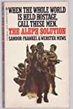 The Aleph Solution, Sandor Frankel and Webster Mews, 0425046540