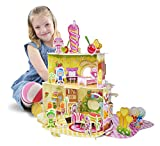 Melissa & Doug Home Sweet Home 3-D Puzzle (16 x 16 x 15 inches, 100+ pcs)