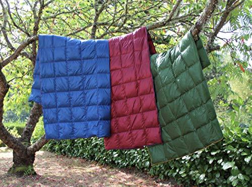 Horizon Hound Down Camping Blanket Outdoor Lightweight