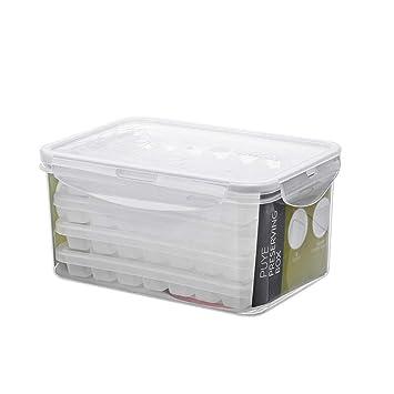 Amazon.com: Recipiente de almacenamiento de alimentos ...