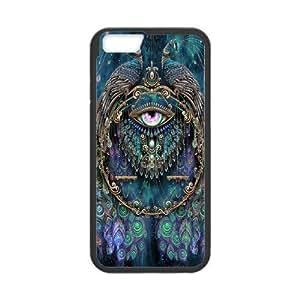 IPhone 6 Plus Eyes Phone Back Case DIY Art Print Design Hard Shell Protection FG081767