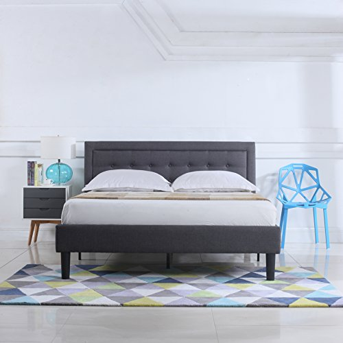 Divano Roma Furniture Platform Headboard Noticeable