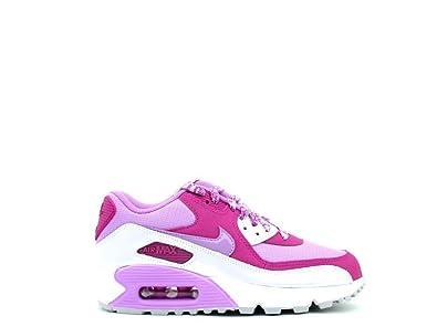 5606fe22f126c Nike Air Max 90 (GS) 724855-500 Größe 36: Amazon.de: Schuhe ...