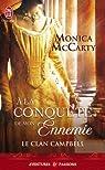 Le clan Campbell, tome 1 : A la conquête de mon ennemie  par McCarty