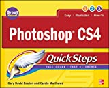 img - for Photoshop CS4 QuickSteps book / textbook / text book