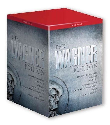 Wagner Edition/ [DVD] [Import] B009IF12NM