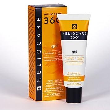 Amazon.com : HELIOCARE 360 GEL SPF50+ 50ml Beauty Skincare ...