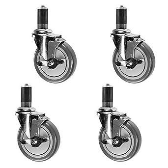 Servicio Caster ruedas scc-ex20s514-ppub-tlb-mtg41 – 4 patas de