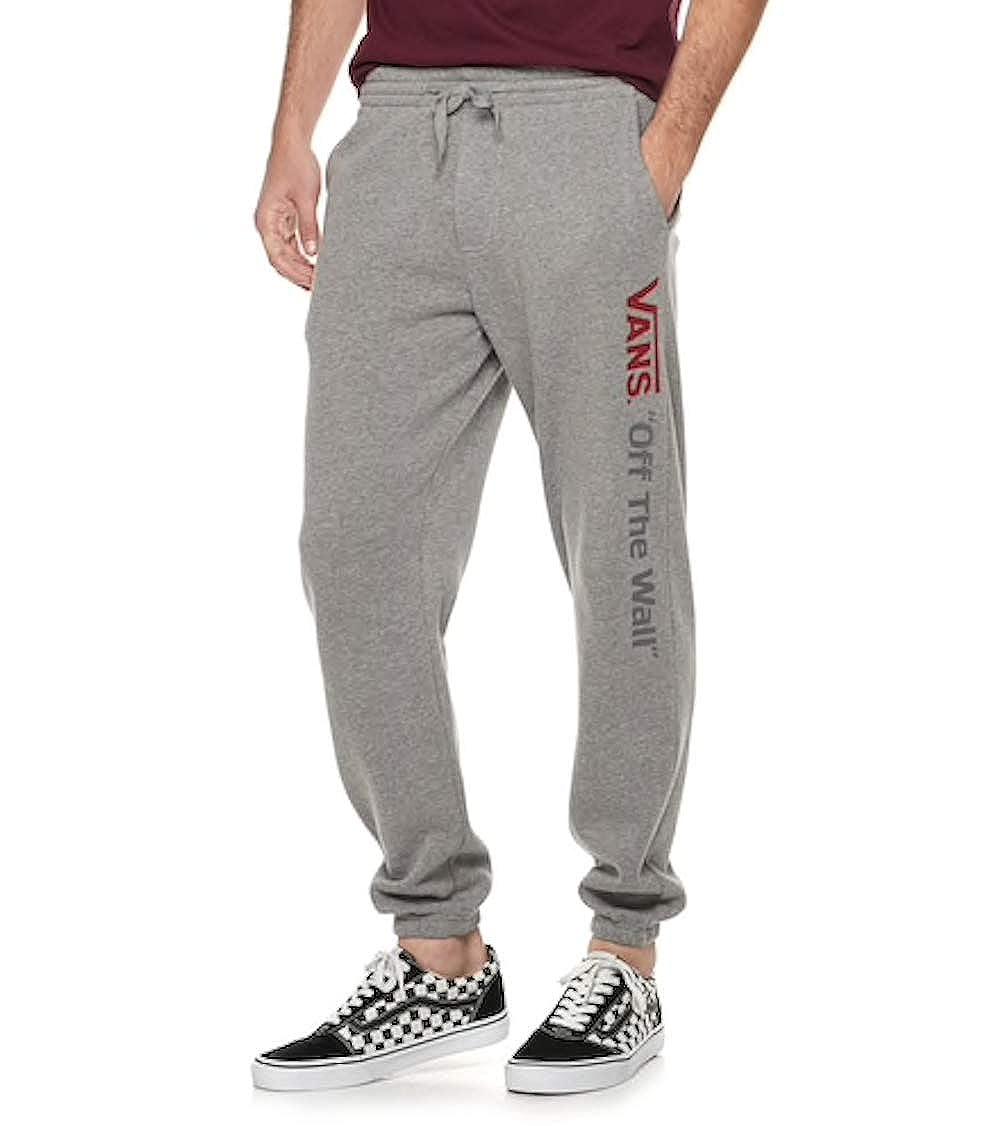 Vans Mens Relaxed Logo Fleece Pants: Amazon.es: Ropa y accesorios