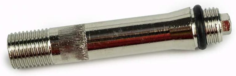 Optivent Ersatz Adapter Für Versteckte Unsichtbare Ventile 8 3mm Und 11 3mm Verlängerung In 45mm Silber Auto