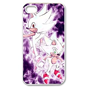 Sonic the Hedgehog Hard Protective Plastic Back Case Cover for iphone 4/4s Case(1)
