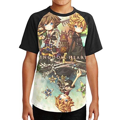 Kingdom Hearts Halloween Town Gif - ZTKJ Sora Roxas and Ventus Kingdom