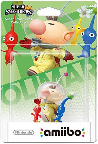Olimar Amiibo   Europe Australia Import  Super Smash Bros Series
