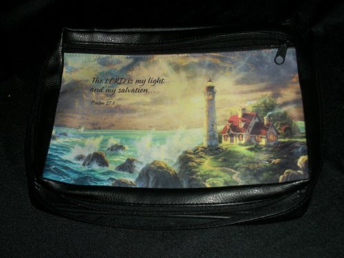 se Medium Bible Cover (Thomas Kinkade Bible Cover)