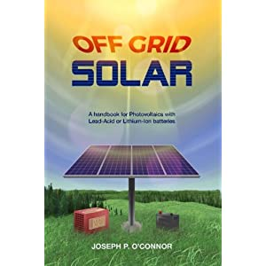 51naimn fRL. SS300  - Off Grid Solar: A handbook for Photovoltaics  with Lead-Acid or Lithium-Ion batteries
