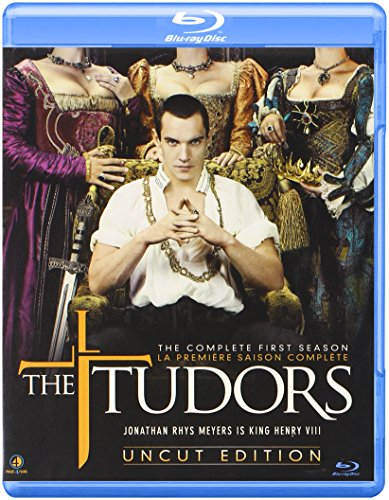 The Tudors: Seasons 1-4, The Complete Series (Uncut Edition) [Blu-ray]