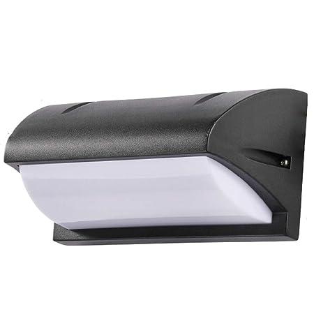 LXSEHN Luz De Pared LED Sencillo Inducción De Microondas ...