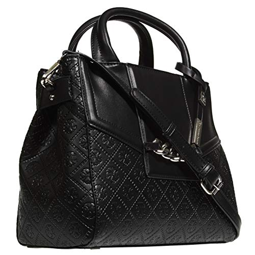 (CXL by Christian Lacroix Embossed Satchel Bag for Women)