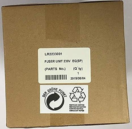 Brother LY6754001 HL-3140 FUSER Unit 230V SP