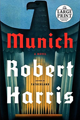 Munich: A novel (Random House Large Print)