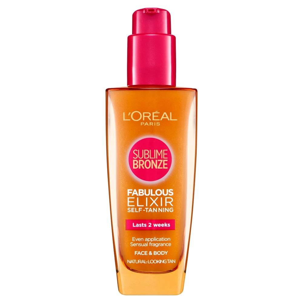 Loral Sublime Self Tanning Elixir 100 Ml Beauty Holiday Series Paris Im In Love 200ml