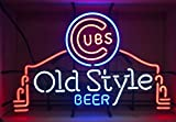 Urby™ 24''x20'' Sports Unions C ubs O-StyleBeer Custom Neon Sign Beer Bar Pub Neon Light 3-Year Warranty-Excellent & Unique Handicraft! U127