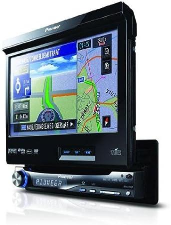 Pioneer AVIC-X3 - Navegador GPS (7 pulgadas): Amazon.es: Electrónica