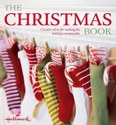 Christmas Craft Idea - The Christmas Book (Hallmark): Creative Ideas for Making the Holidays Memorable