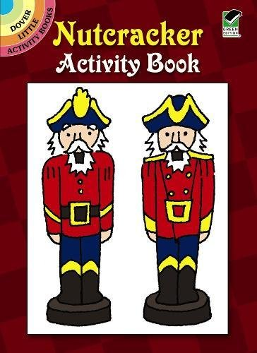 Nutcracker Activity Book (Dover Little Activity Books)