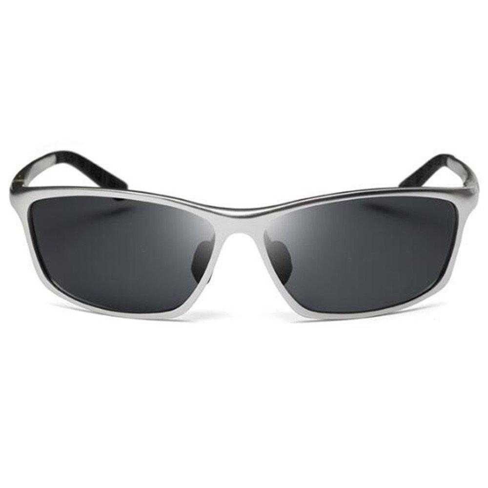 SHULING Sonnenbrille Aluminium Magnesium Offset Optische Sonnenbrille Kampagne Sonnenbrille Autofahrer Persönlichkeit Retro Gläser