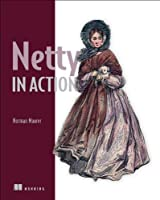 Netty in Action Front Cover