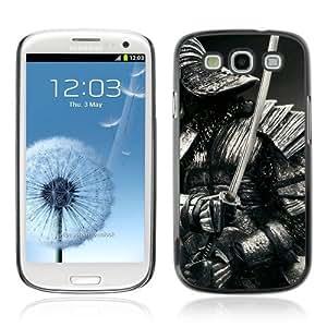 Designer Depo Hard Protection Case for Samsung Galaxy S3 / Samurai Warrior wangjiang maoyi
