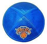 NBA New York Knicks Men's Kippah, One Size, Blue