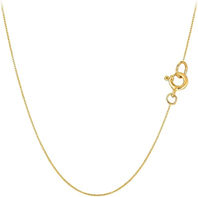 """14Kt 14K Yellow 7/"""" 16/"""" 18/"""" 20/"""" 24/"""" .95mm Solid Gold Dainty Rope Necklace Chain"""