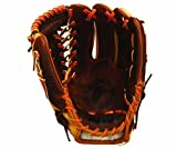 Nokona AMG1150-SX-MT 11.5-Inch Pro Line Leather Modified Trap Glove (Right-Handed Throw)