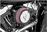 Arlen Ness 50-570 Black Big Sucker Performance Air Filter Kit
