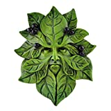 Top Collection Garden Blueberry Greenman Hanging Plaque For Sale