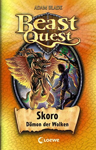 Beast Quest 14 – Skoro, Dämon der Wolken (German Edition) (Beast Quest 14)