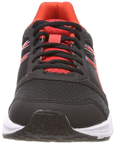 WHITE FIERY PATRIOT 9 RED CM 26 5 Men BLACK Asics IPYqP
