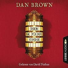 Der Da Vinci Code (Robert Langdon 2) Hörbuch von Dan Brown Gesprochen von: David Nathan