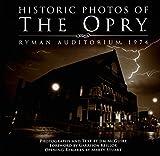 Historic Photos of the Opry: Ryman Auditorium 1974