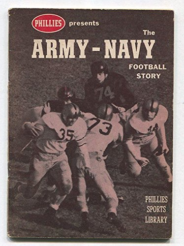 (1959 Phillies Sports Library Presents Army-Navy Football Story MBX33)