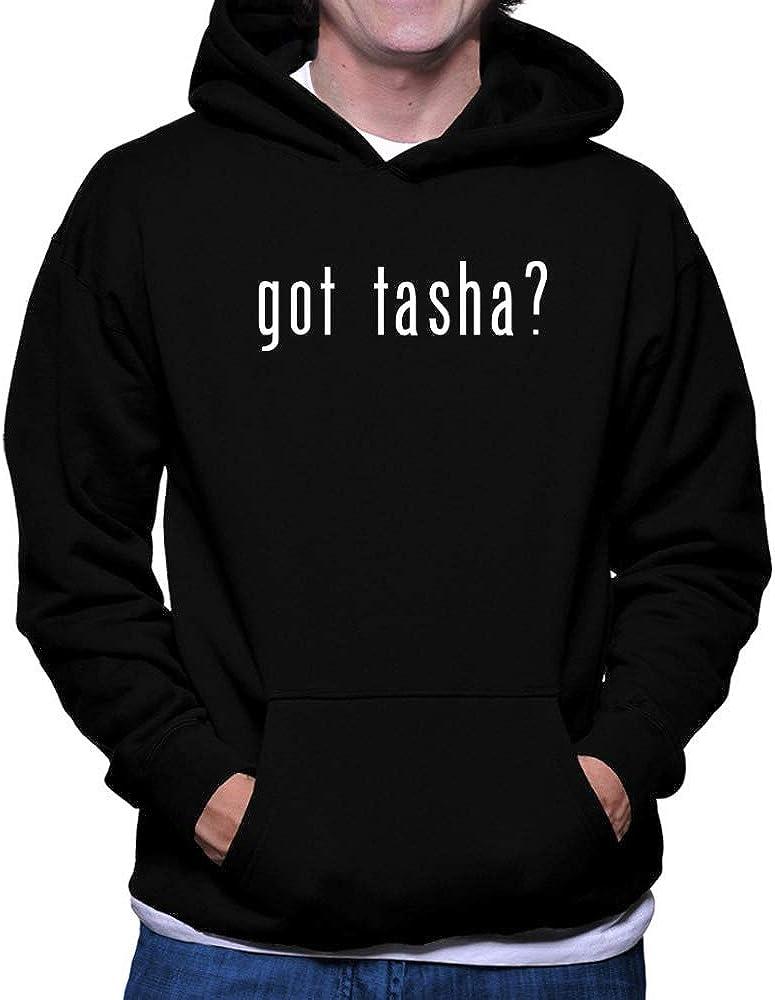 Teeburon Got Tasha Linear Hoodie