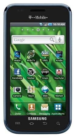 Samsung Vibrant, Black (T-Mobile)
