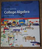College Algebra : (*College Adaption of Discovering Advanced Algebra), , 1931914370