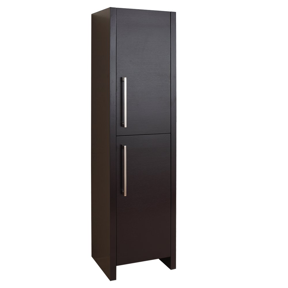 30 off virtu usa esc 261 es delano vanity side cabinet 15 for Bathroom cabinet 8 inches wide
