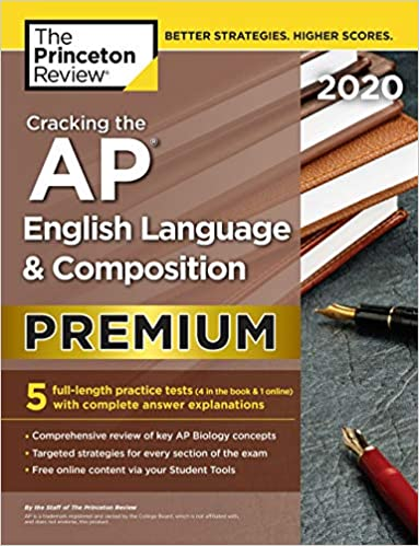 Cracking The AP English Language Composition