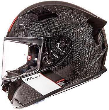 Casco mt carbono
