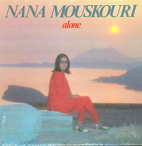 Price comparison product image Nana Mouskouri - Alone - Philips - PHL 1 3010 - Canada - Still In Shrinkwrap NM / NM LP