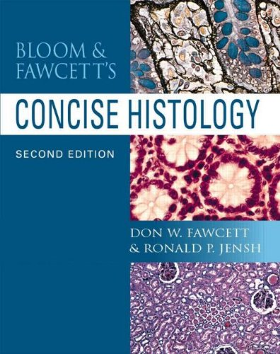 bloom and fawcett concise histology pdf free download